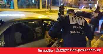 Secuestraron drogas durante operativos en El Calafate - TiempoSur Diario Digital