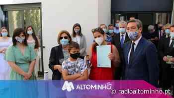 Arcos de Valdevez: Autarquia entrega apartamentos a famílias jovens | Rádio Alto Minho - Rádio Alto Minho