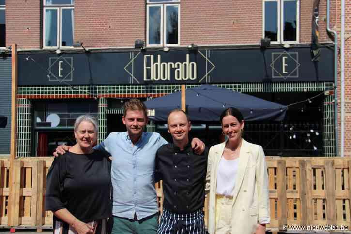 Bistro Eldorado na overstroming opnieuw geopend