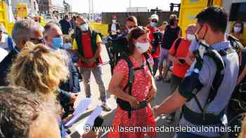 Événement : Une Ministre pour le Big Tour à Berck - La Semaine dans le Boulonnais