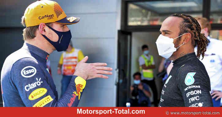 """Lewis Hamilton betont: """"Muss mich für nichts entschuldigen"""" - Motorsport-Total.com"""