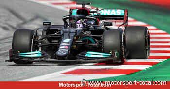 Lewis Hamilton: So groß war sein Handicap beim Österreich-Grand-Prix - Motorsport-Total.com