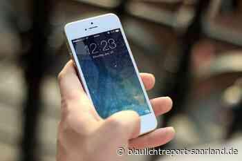 Neunkirchen: Gestohlenes Mobiltelefon gesichert – Blaulichtreport-Saarland.de - Blaulichtreport-Saarland