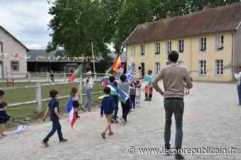 Des petits jeux olympiques à la ferme à Rambouillet - Echo Républicain