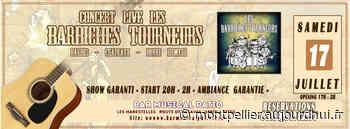 """Concert """"Les Barbiches Tourneurs"""" - Bar Musical Patio , Lattes, 34970 - Sortir à Montpellier - Le Parisien Etudiant"""