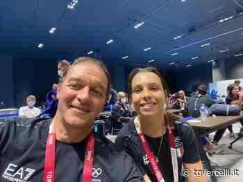 Olimpiadi: Randazzo e Chicca Isola sono arrivati a Tokyo - tgvercelli.it