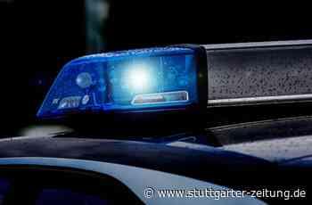 Skurriler Vorfall in Riedlingen - 21-Jähriger fährt unter Drogeneinfluss zur Polizei - Stuttgarter Zeitung