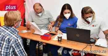 Mobiles Impfteam verabreicht Corona-Impfungen in Michelstadt - Echo Online