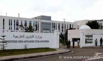 Argelia lanza serias advertencias, y pide a Marruecos que aclare su posición sobre las graves declaraciones de su embajador en la ONU. - www.ecsaharaui.com