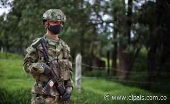 Tres soldados heridos tras ataque con explosivos en Argelia, Cauca - El País