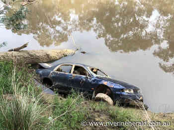 Abandoned cars by Shepparton waterways on the rise - Riverine Herald