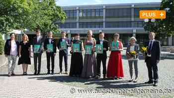 Abiturfeier in Aichach: Die Hälfte ist nur per Livestream dabei - Augsburger Allgemeine