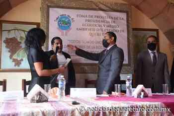 Crean equipo para cuidar ecología y recursos naturales de Bernal - Noticias de Querétaro