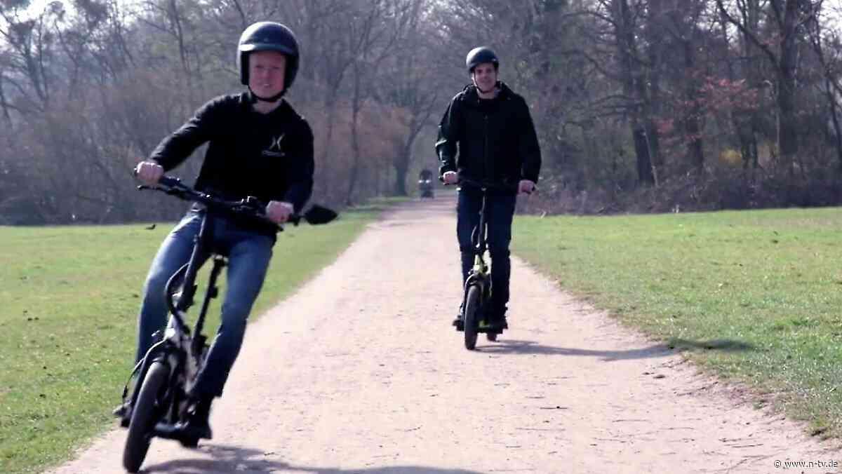 Hybrider E-Roller made in Cologne: Steereon überträgt Pistenfeeling auf die Straße - n-tv.de - n-tv NACHRICHTEN
