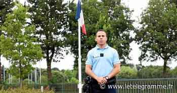 Lamballe-Armor : Raihau, le gendarme venu de l'autre bout du monde - Le Télégramme