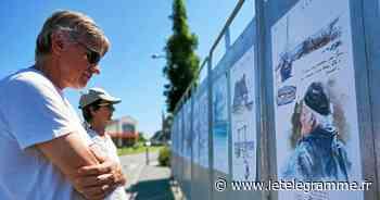 Lamballe-Armor - Lamballe-Armor : L'artiste Yann Lesacher est-il en campagne électorale ? - Le Télégramme