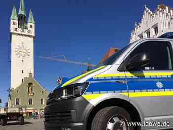 PI Straubing - Motorradfahrer bei Unfall verletzt - idowa