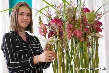 Rosen mit Ausstrahlung - Straubinger Floristinnen zaubern Blumengestecke - idowa