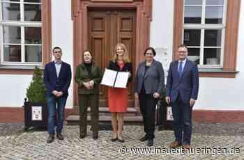 Forschungsinstitut gegründet - Geisa wird Hochschulstandort - inSüdthüringen