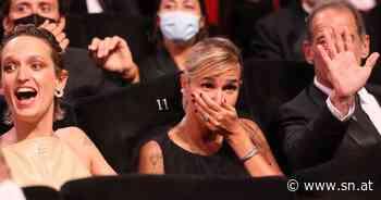 Cannes: Mit Auto-Erotik zum Sieg beim Filmfestival - Salzburger Nachrichten