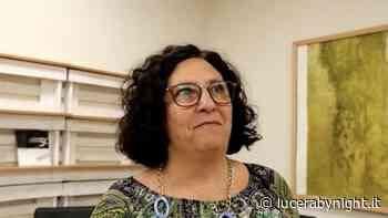 Antonella De Sabato annuncia Sergio Rubini a Lucera - lucerabynight.it