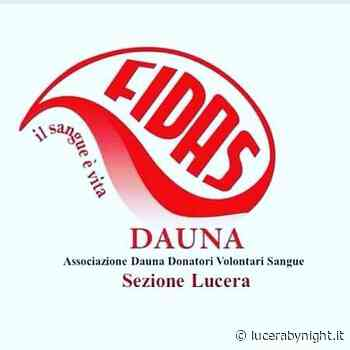 La FIDAS DAUNA di Lucera lamenta chiusura reparto emotrasfusionale - lucerabynight.it