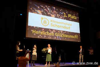 1. Platz für Klimaentscheid Schorndorf: Bürgerinitiative erhält Buchholzer Nachhaltigkeitspreis - Schorndorf - Zeitungsverlag Waiblingen