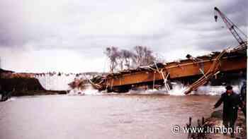 Il y a 40 ans à Soissons, comment le pont de la RN2 a fini dans la rivière - L'Union