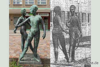 Riesa: Riesa: Rätsel um verschwundene Skulptur - Sächsische.de