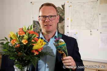 Riesa: Blumen und Zuckertüte für den Neuen - Sächsische.de