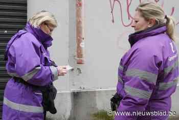 Twee nieuwe gemeenschapswachten aan de slag (Zele) - Het Nieuwsblad