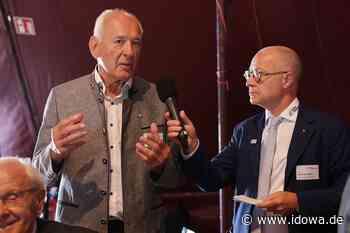 Ehemaliger Straubinger MdL - Herbert Ettengruber wird 80 - idowa