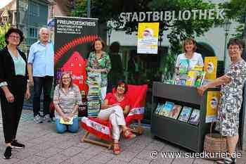 """Radolfzell: Lesevergnügen in den Ferien: Stadtbibliothek lädt zur Aktion """"Heiß auf Lesen"""" - SÜDKURIER Online"""