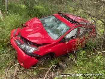 Driver facing impaired charge after crash in Bracebridge - OrilliaMatters