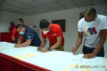 Precandidatos a la Alcaldía de Guacara firmaron acta de compromiso - Diario El Siglo