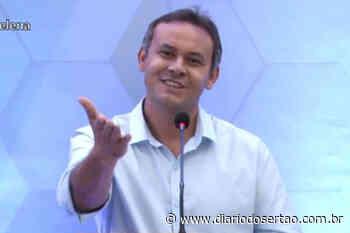 """Prefeito de Santa Helena repudia notícia sobre suposta fraude em licitação: """"São inverdades"""" - Diário do Sertão"""