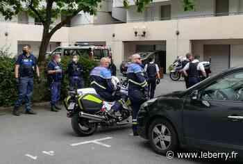 À Bourges, les effectifs de la police nationale et municipale ont réalisé une opération de sécurisation dans deux quartiers - Le Berry Républicain