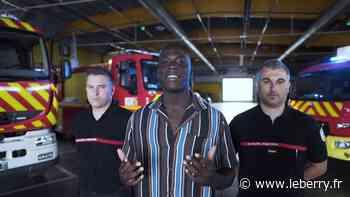 Le rappeur de Bourges Joé Redzy a écrit une chanson en hommage aux sapeurs-pompiers - Le Berry Républicain