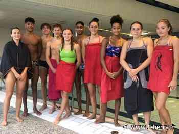 Qui sont les douze nageurs de l'AC Bourges qualifiés aux championnats de France juniors et open - Le Berry Républicain