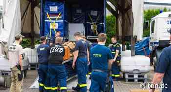 Helfer aus Achern versorgen seit Sonntag 1.500 Personen am Nürburgring - BNN - Badische Neueste Nachrichten