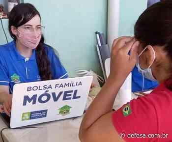Semdes realiza ação comunitária no Assentamento Zumbi dos Palmares - Defesa - Agência de Notícias