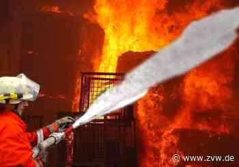 21 Jahre Feuerwehr-Kommandant in Alfdorf: Helmut Klenk über seine bewegendsten Einsätze - Alfdorf - Zeitungsverlag Waiblingen