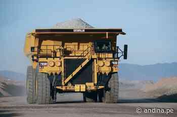Perú busca atraer inversión en servicios tecnológicos al sector minero energético - Agencia Andina