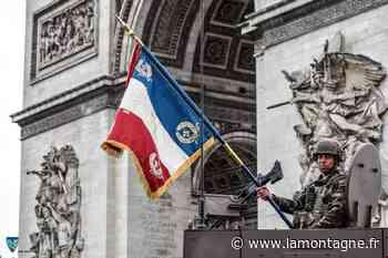 Les militaires du 28e RT d'Issoire (Puy-de-Dôme) racontent leur fierté d'avoir défilé sur les Champs-Elysées - La Montagne
