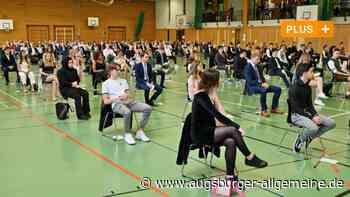 Sie haben das Abitur in Gersthofen trotz schwieriger Umstände geschafft - Augsburger Allgemeine