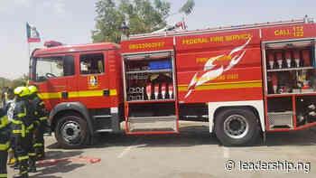 Gov Buni Lauds FG's Proposed Establishment Of Fire Service Dept In Yobe - LEADERSHIP NEWS