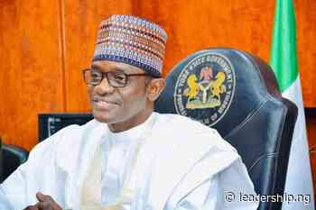 Keep Putting In Your Best For Better Yobe, Buni Tells Cabinet Members - LEADERSHIP NEWS