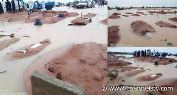 Downpour Destroys Hundreds Of Graves In Yobe - Channels Television