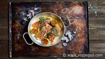 Hedonismo 'gourmet': el salmón se reinventa en las barbacoas de verano - Vozpópuli