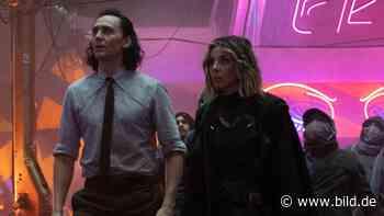 """""""Loki"""" endet mit Cliffhanger: Was die Serie im Abspann hervorzaubert - BILD"""